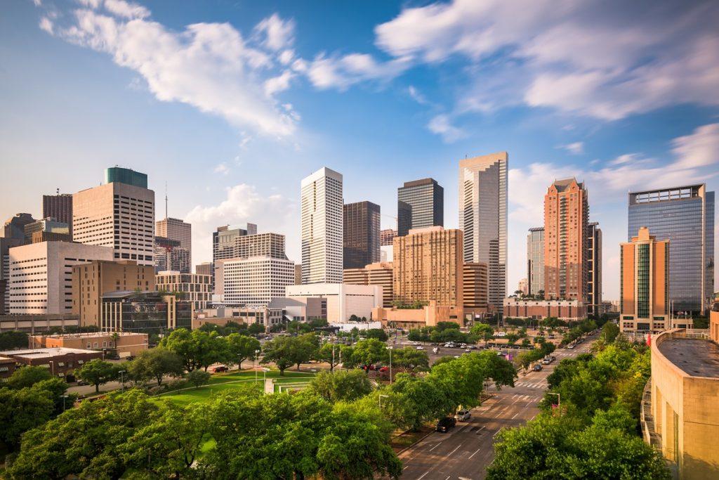 Houston Texas buildings