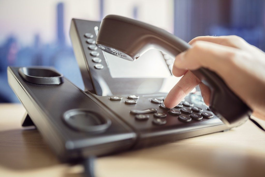 residential voip system